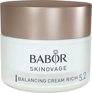 Kjøp Babor Skinovage Balancing Cream Rich, Cream rich 50 ml Babor Dagkrem Fri frakt
