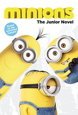 Minions: The Junior Novel - CDON.COM