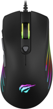 Havit MS1002 RGB Gaming Mus