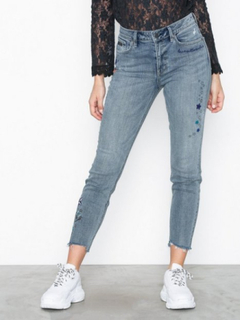 Odd Molly groupie cropped jean