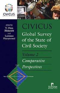 Civicus Global Survey of the State of Civil Society: v. 2 Comparative Perspectives