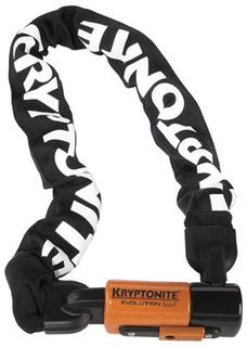 Kryptonite Evolution S4 1090 Kjettinglås 90 cm, 10mm, 3 nøkler