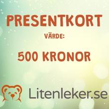 LL Litenleker - Presentkort 500 kr