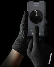 Strickhandschuhe Full Palm Touchscreen Männlich Plus Warme, rutschige Vollfingerhandschuhe