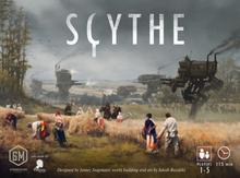 Scythe - Lautapeli