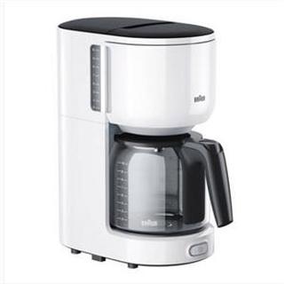 Braun KF3120 Kaffemaskine Hvid