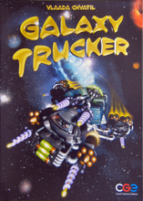 Galaxy Trucker - Lautapeli