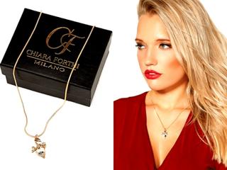 Guardian angel necklace-chiara forthi