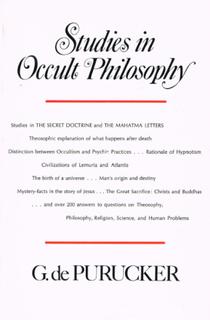 Studies in Occult Philosopy