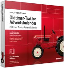 Porsche Traktor Julekalender