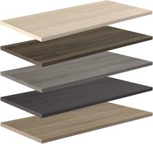 Bordplade, laminat, 60-200 cm, 5 farver