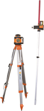 geoFENNEL Rotationslaser FL 250 VA-N komplet