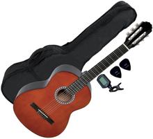 Spansk gitarrpaket 3/4, honey