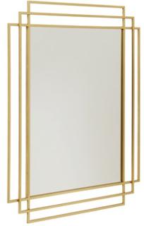 Nordal SQUARE Spegel - Guld