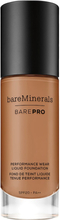 BAREPRO Performance Wear Liquid Foundation SPF 20, Almond 22 30 ml bareMinerals Foundation