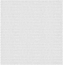 vidaXL Sträckmetall rostfritt stål 100x85 cm 30x17x2,5mm