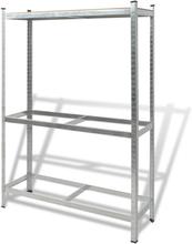 vidaXL Däckställ 795 kg stål