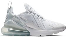 Nike Air Max 270 - Valkoinen/Hopea Lapset