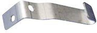 Facadebeslag t/naturskifer Rustfrit stål AISI 316 (A4). 2 stk. pr. skifersten