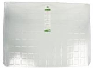 Drypbakke Køleskab / Fryser 89 cm Gennemsigtig