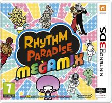Rhythm Paradise Megamix /Nintendo 3DS