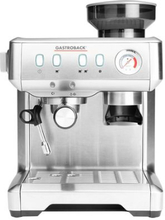 Gastroback Espresso - 42619 Espressomaskin Stål