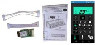 Bosch WiFi modul til Bosch Compress 5000, 7000 samt 8000 AA luft/luft