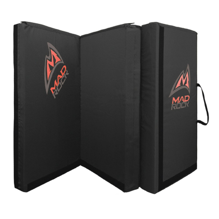 Mad Rock Triple MadPad Black