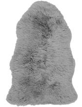 Lammfell grau 100x65 cm