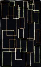 Flatvävd / slätvävd matta - Boxes - 140x200 cm