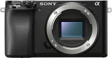 Sony Alpha A6100 Gehäuse Spiegellose Digitalkamera - Schwarz