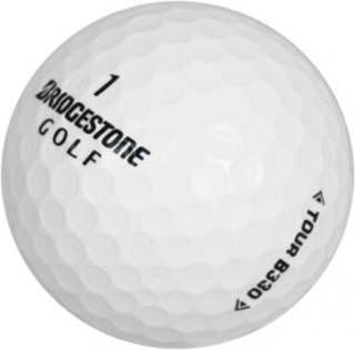 Bridgestone Tour B330 Mix Grade C Golf Balls-12 Pack