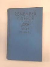 Remember Greece