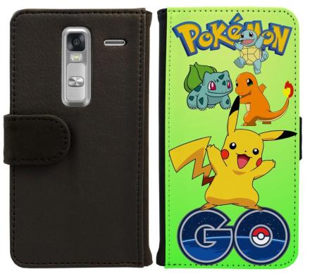 LG Zero Plånboksfodral Pokemon Go - CDON.COM