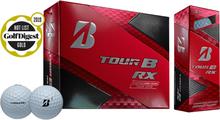 Bridgestone Tour B RX White