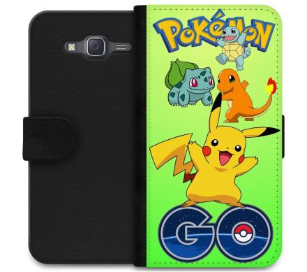 Samsung Galaxy J5 Plånboksfodral Pokemon Go - CDON.COM