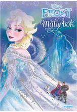 Målarbok, Disney Frost