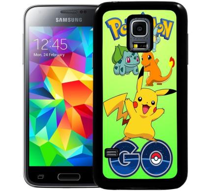 Samsung Galaxy S5 Mini Mobilskal Pokemon Go - CDON.COM