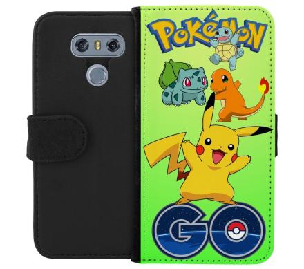 LG G6 Plånboksfodral Pokemon Go - CDON.COM