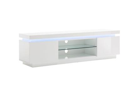 OCEAN Tv-benk 175 Hvit -