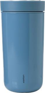 To Go Click take away mugg blå, 0.34 L