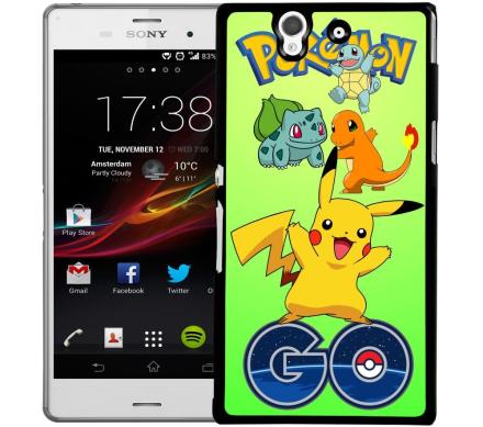 Sony Xperia Z Mobilskal Pokemon Go - CDON.COM
