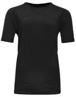 Nike Trenings T-Skjorte Breathe Squad - Sort Barn