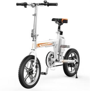 Eldriven Cykel Vit - Airwheel R5