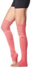 ToeSox Thigh High Sasha Leg Warmers-säärystimet (Sunset)