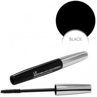 Volumizing & Lengthening Mascara - Cat Lash Design (Variant: BLACK - I lager)