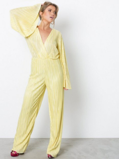 NLY Trend Pleated Kimono Jumpsuit