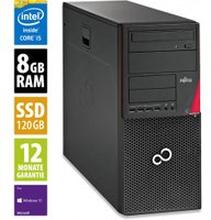 Fujitsu Esprimo P910 MT - Intel Core i5-3470 @ 3,2 GHz - 8GB RAM - 128GB SSD - DVD-RW - Win10Home