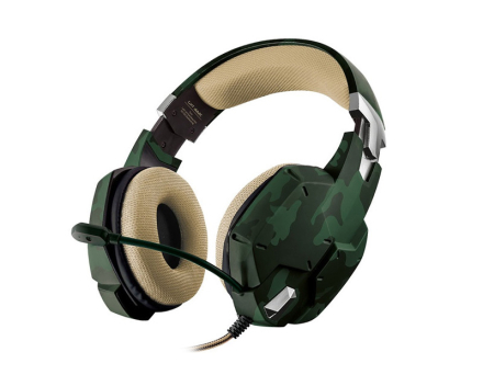 GXT 322C Gaming Headset Jungle Camo