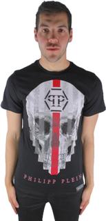Philipp Plein min Plein MTK0103 02R0 T-Shirt